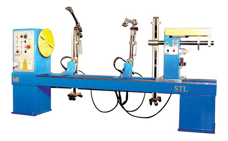STL Welding lathes